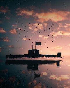kapal selam Indonesia 402